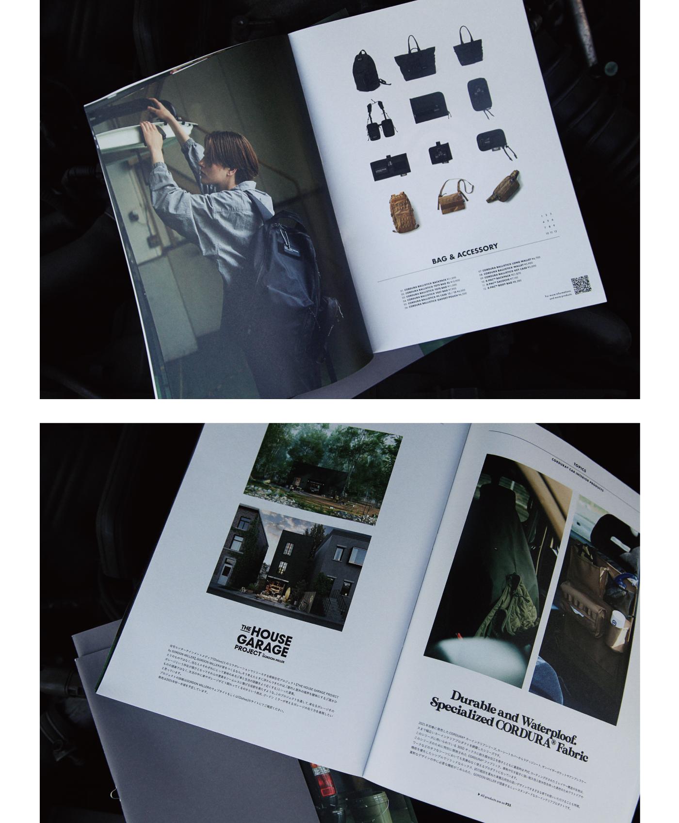 ゴードン ミラーのカタログ